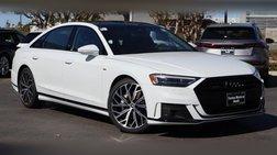 2021 Audi A8 3.0T quattro