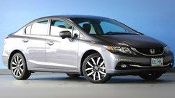 2015 Honda Civic EX-L