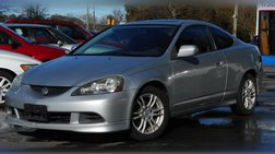 2005 Acura RSX Sport Coupe 2D