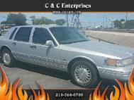 1997 Lincoln Town Car Cartier