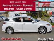 2015 Lexus CT 200h Base