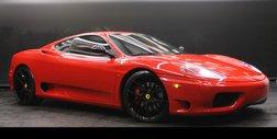 2004 Ferrari 360 2dr Cpe Modena