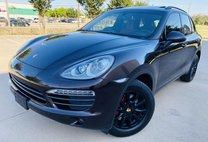 2014 Porsche Cayenne Platinum Ed.