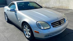 1998 Mercedes-Benz SLK-Class SLK 230