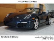 2015 Porsche Boxster S