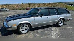 1983 Chevrolet Malibu Base