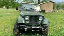 1981 Jeep Scrambler Base