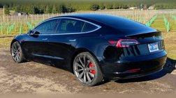 2020 Tesla Model 3 Performance