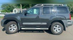 2011 Nissan Xterra OFF ROAD
