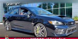 2020 Subaru Impreza WRX STi STI
