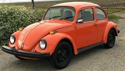 1974 Volkswagen Beetle LOVE BUG EDITION