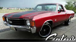 1972 Chevrolet El Camino SS Tribute