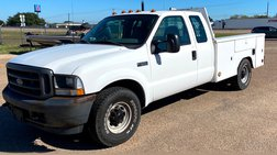2003 Ford F-350 Lariat SuperCab Long Bed 2WD