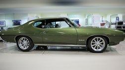 1969 Pontiac GTO Resto-Mod