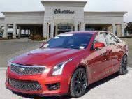 2017 Cadillac ATS-V Base