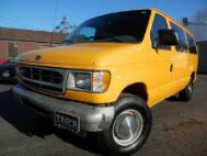 2001 Ford E-Series Van E-250
