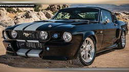 1967 Ford Mustang Fastback Restomod