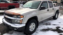 2005 Chevrolet Colorado 1LT Crew Cab 4WD