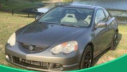 2002 Acura RSX Standard