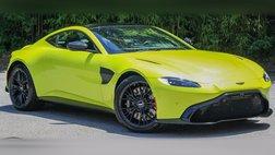 2021 Aston Martin Vantage Base