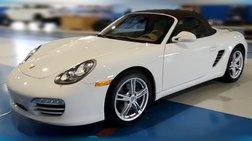 2012 Porsche Boxster Base