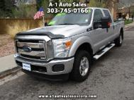 2016 Ford F-350 XLT Crew Cab Long Bed 4WD
