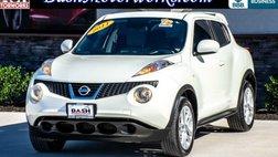 2011 Nissan JUKE SV