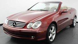 2005 Mercedes-Benz CLK-Class CLK 320