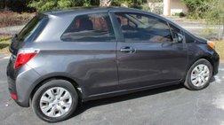 2014 Toyota Yaris LE 3-Door AT