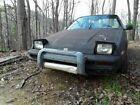 1989 Subaru XT GL