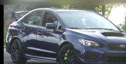 2019 Subaru Impreza WRX STi STI