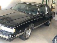 1988 Chevrolet Monte Carlo LS