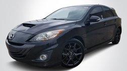 2013 Mazda MAZDASPEED3 Touring