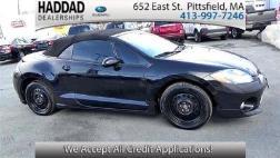 2007 Mitsubishi Eclipse Spyder GT