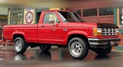 1991 Ford Ranger S Reg. Cab 4WD