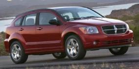 2007 Dodge Caliber Base