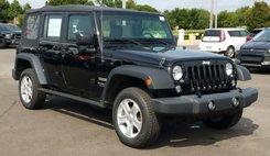 2018 Jeep Wrangler JK Unlimited Unlimited Sport