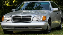 1993 Mercedes-Benz 300-Class 300 SD