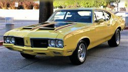 1970 Oldsmobile Cutlass Cutlass W45/CLEAN TITLE/91K MILES
