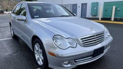 2007 Mercedes-Benz C-Class C 280 Luxury 4MATIC