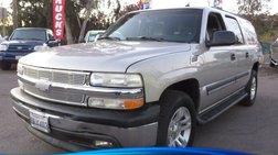 2005 Chevrolet Suburban LT Sport Utility 4D