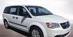 2013 Dodge Grand Caravan American Value Pack