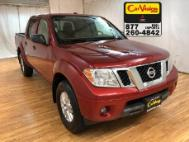 2015 Nissan Frontier SV MEDIA SCREEN REAR CAMERA
