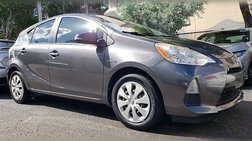 2013 Toyota Prius c Two