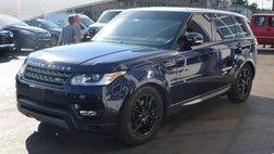 2014 Land Rover Range Rover Sport SE