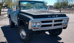 1972 GMC Jimmy BASE