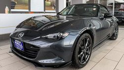 2017 Mazda MX-5 Miata Club