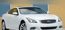2014 Infiniti Q60 Coupe Base