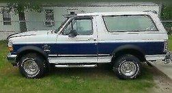 1996 Ford Bronco XLT