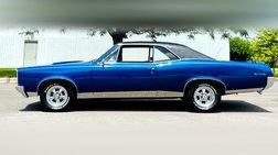 1967 Pontiac GTO 2D Coupe